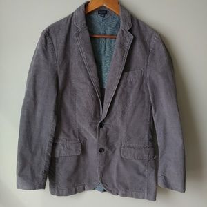 J. Crew Washed Corduroy Sports Jacket
